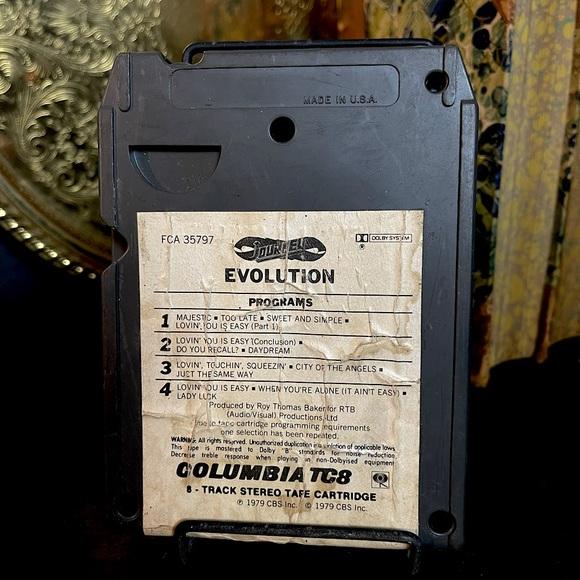 vintage journey evolution 8 track tape
